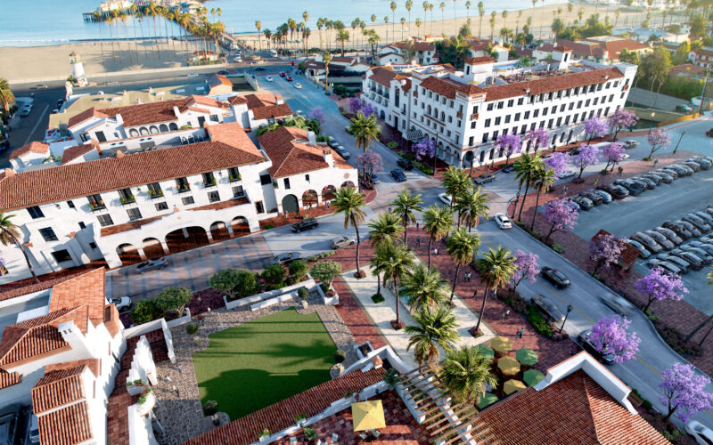 The Hotel Californian